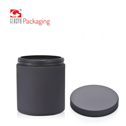 50oz Black Pill Supplement Container
