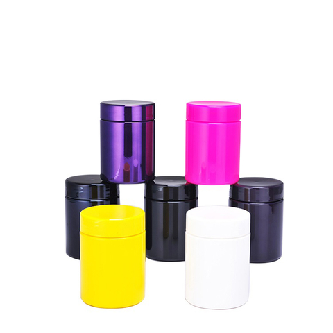 Small 8oz Food Grade Plain Canister