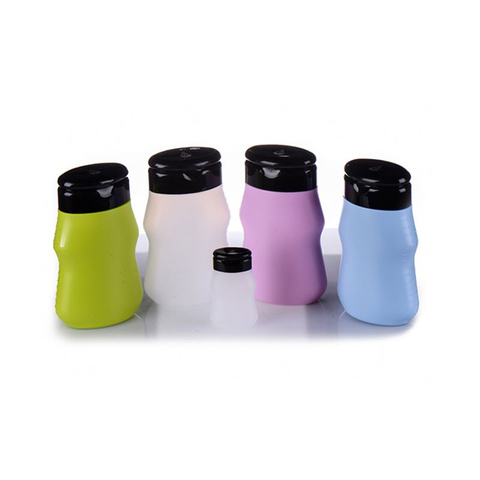 China Factory Gensyu Professional Wholesale Plastic Squeeze Water Liquid Bottle
